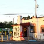 Taco, Taco, Me Want Taco (Taco Bus: Tampa, Florida)