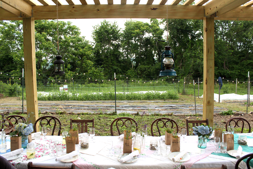 Churchview Farm Dinner Series: A Fairytale Sort of Sunday in Pittsburgh // www.WithTheGrains.com