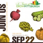 "A Giveaway: ""A Taste of Grow Pittsburgh"" Benefit"