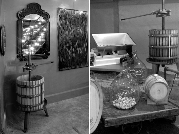 Winery Accoutrements