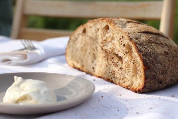 Bread and Salt Boule