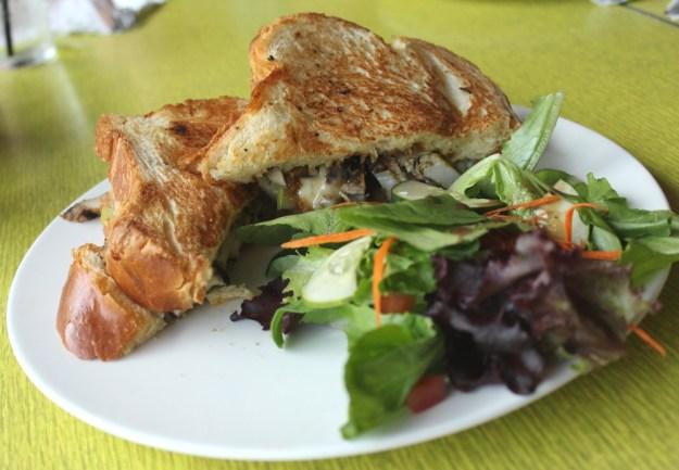 Chicken Sandwich on Challah