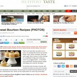 """Bourbon Desserts Will Change Your World For The Better"" on HUFFPOST TASTE"