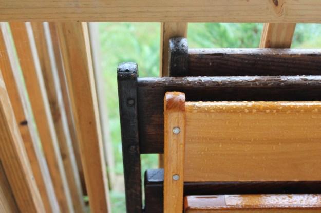 Rainy Chairs