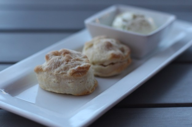 Starter Biscuits