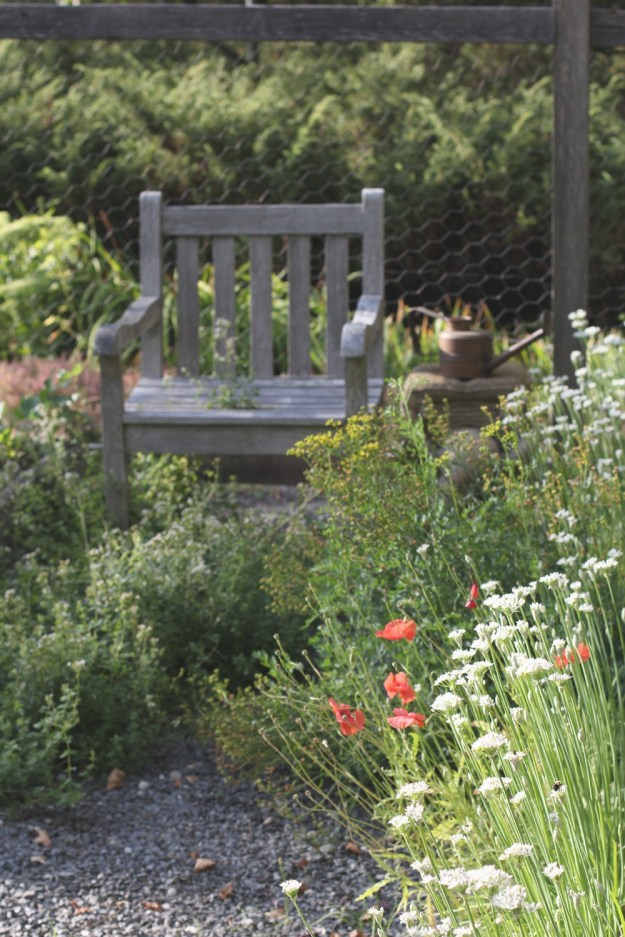 The Garden Chair