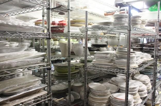 So Many Plates