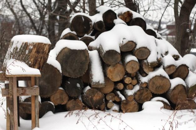 Stocked for Winter