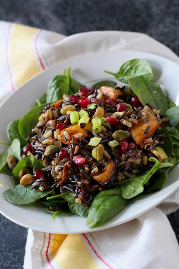 Wild Rice Salad 02