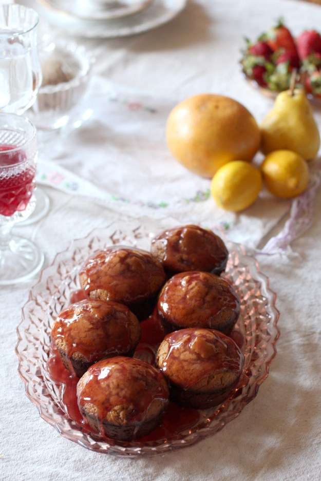 Wine Jam Muffins