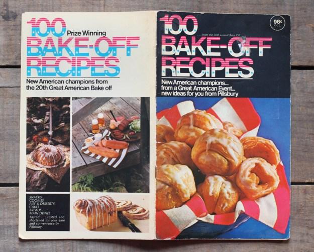 100 Bake Off Recipes