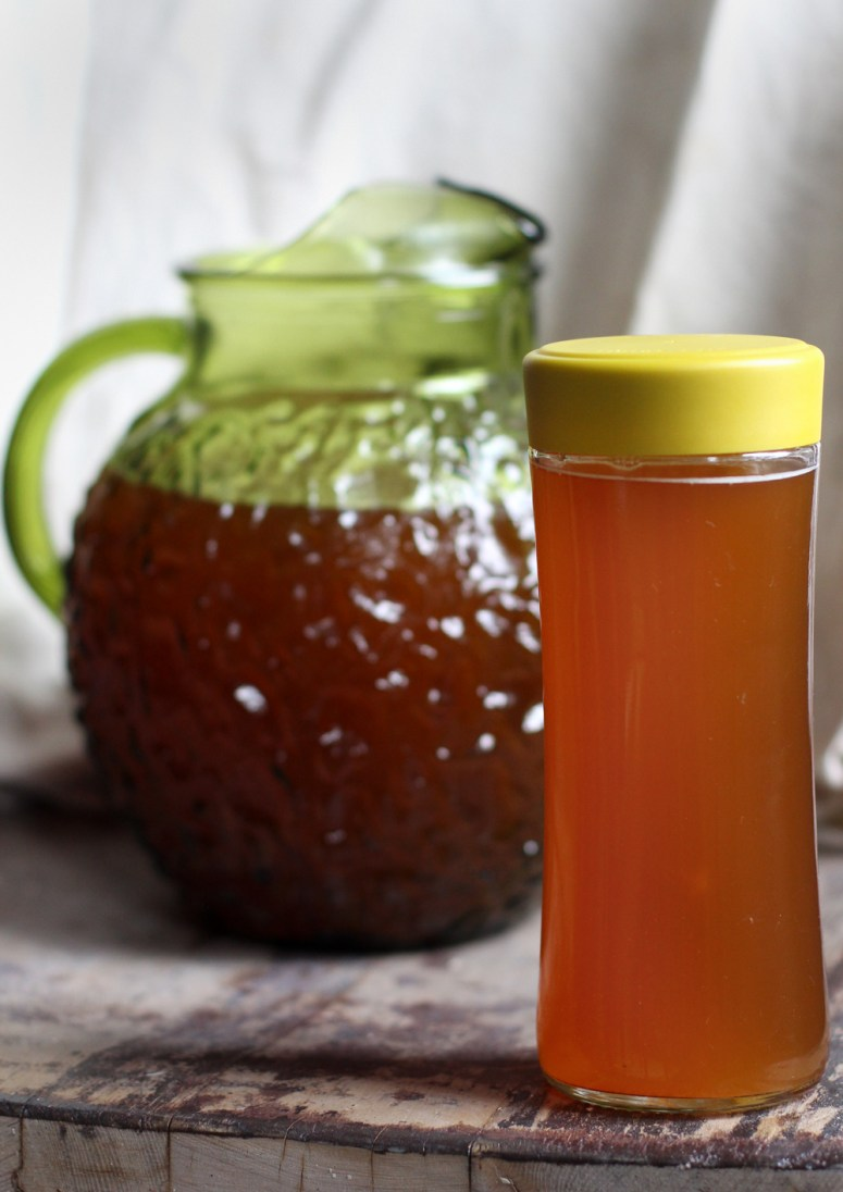 Homemade Kombucha: One For The Bucket List!