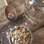 Maple Almond Granola with Flax & Coconut