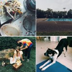 Instagram Lately: August Messes & Lyricism