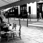 A Wednesday Wander: Coffee in Paris