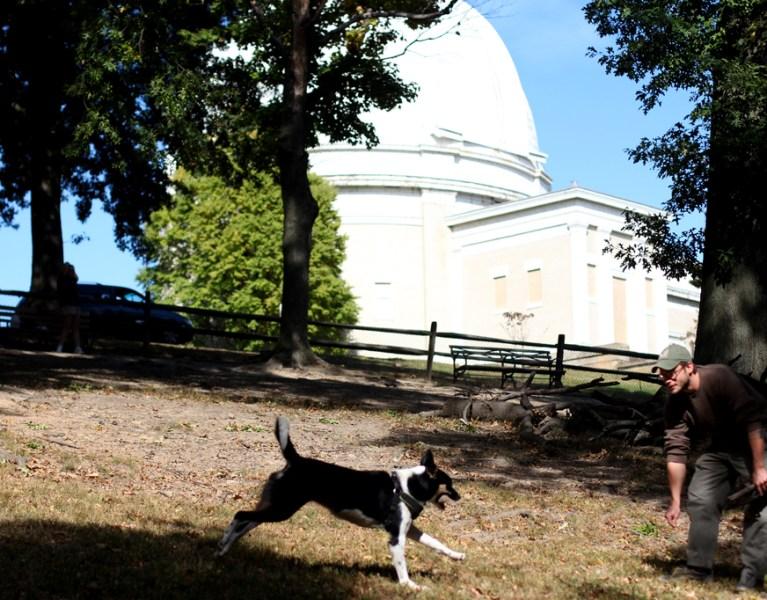 Hometown Hidden Gems: A Picnic on Observatory Hill