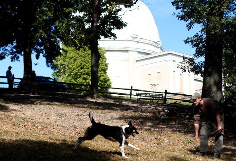 Hometown Hidden Gems: A Picnic on Observatory Hill