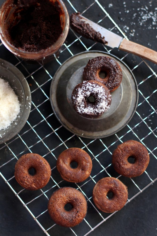 Donuts and Toppings