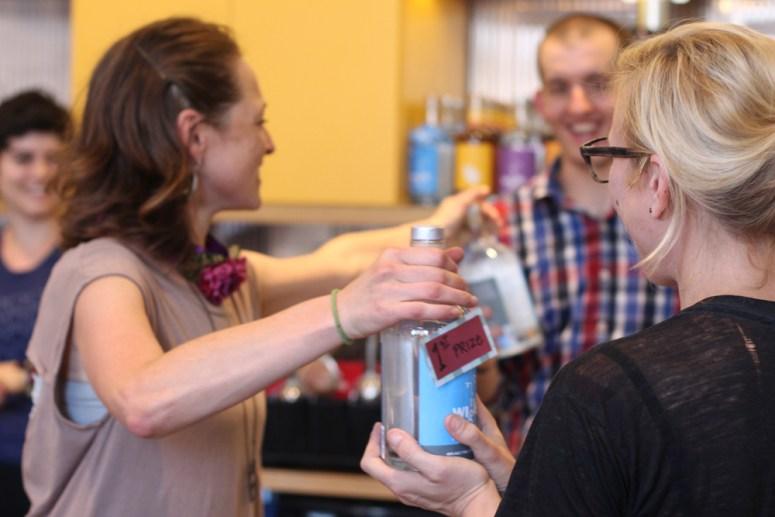 ShrubDown: A Shrub Competition at Wigle Whiskey + A Recipe