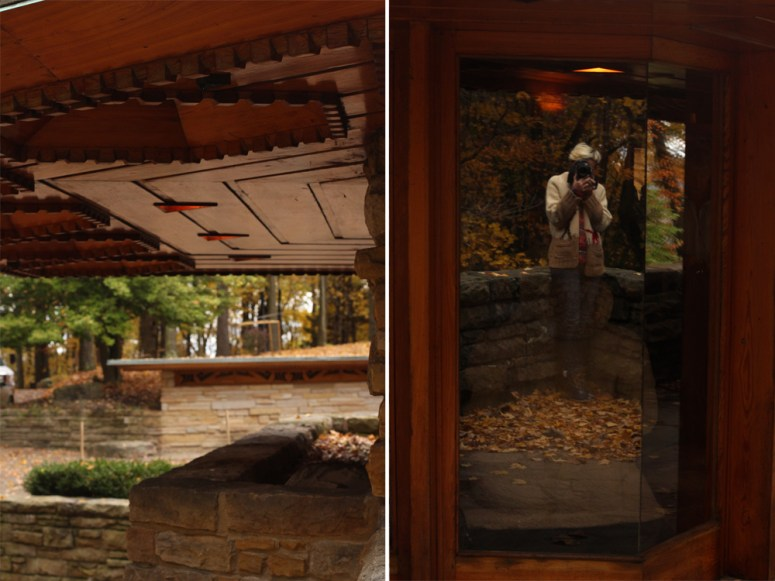 A Fall Adventure to Kentuck Knob by Frank Lloyd Wright