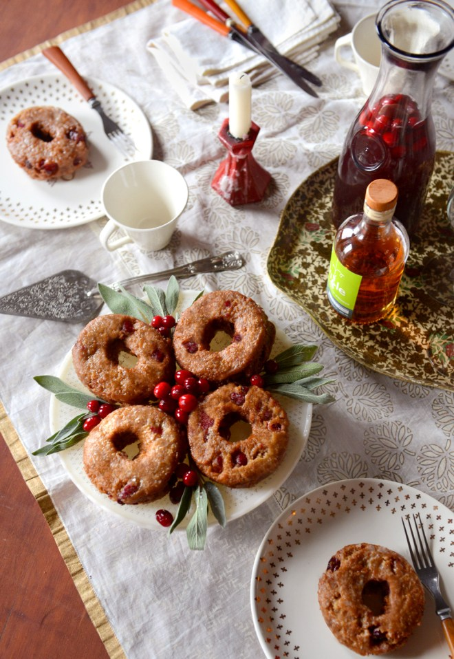 Cranberry Donuts 05