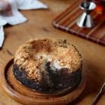 Flourless Chocolate Honey Cake with @WigleWhiskey Mole Bitters