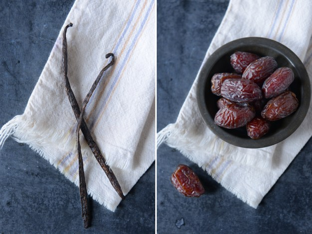 Vanilla and Dates by With The Grains