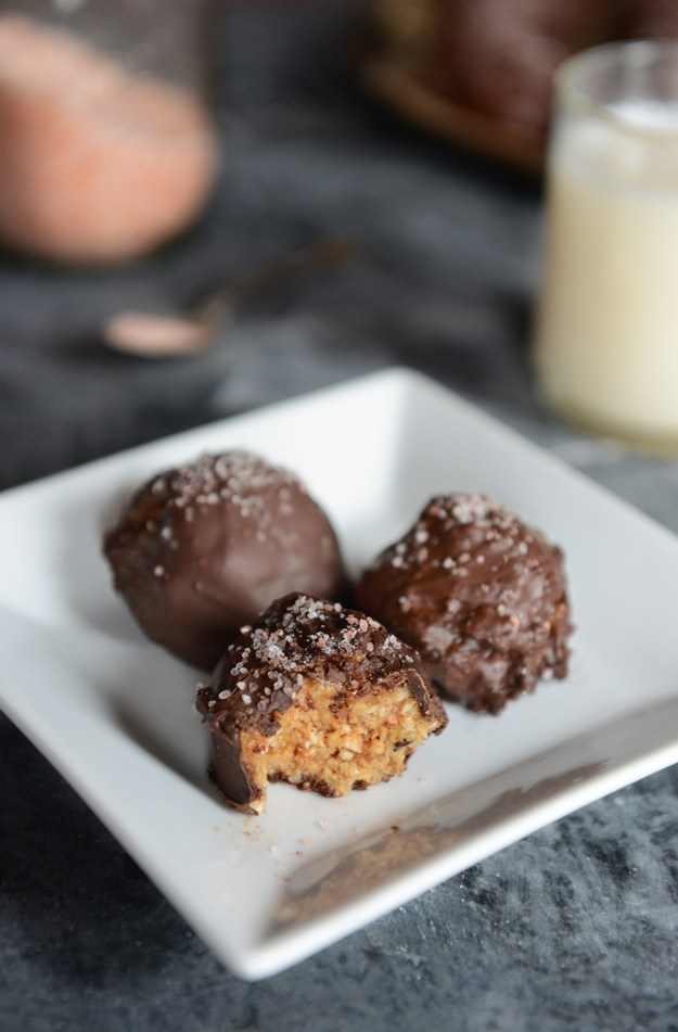 Chocolate Almonds by With The Grains 01
