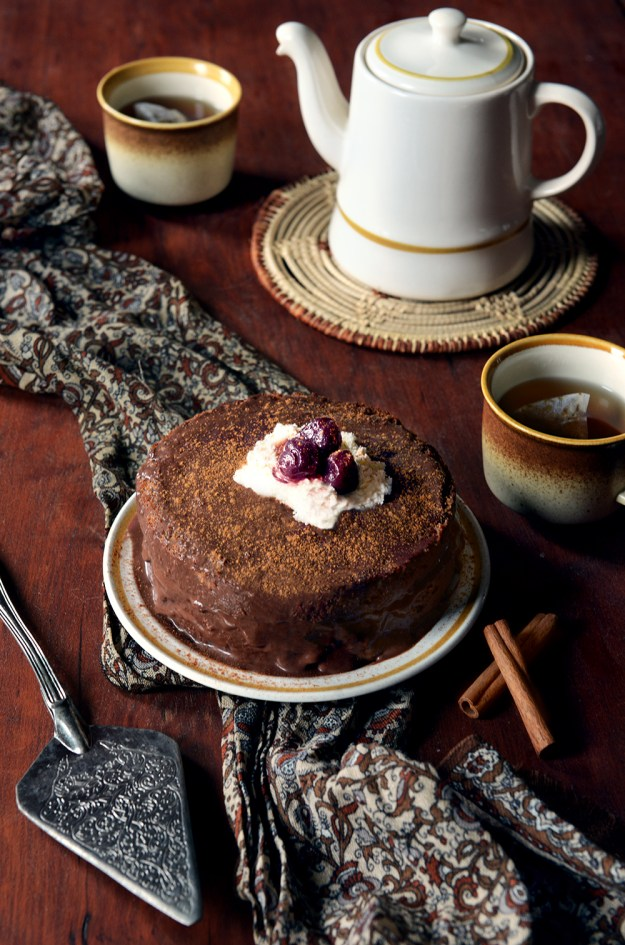 Cinnamon Cake by With The Grains