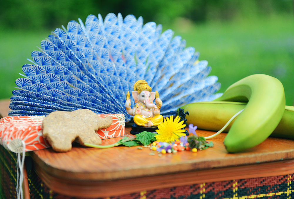 Chai & Rose Nankhatai Cookies featuring @RawSpiceBar // www.WithTheGrains.com