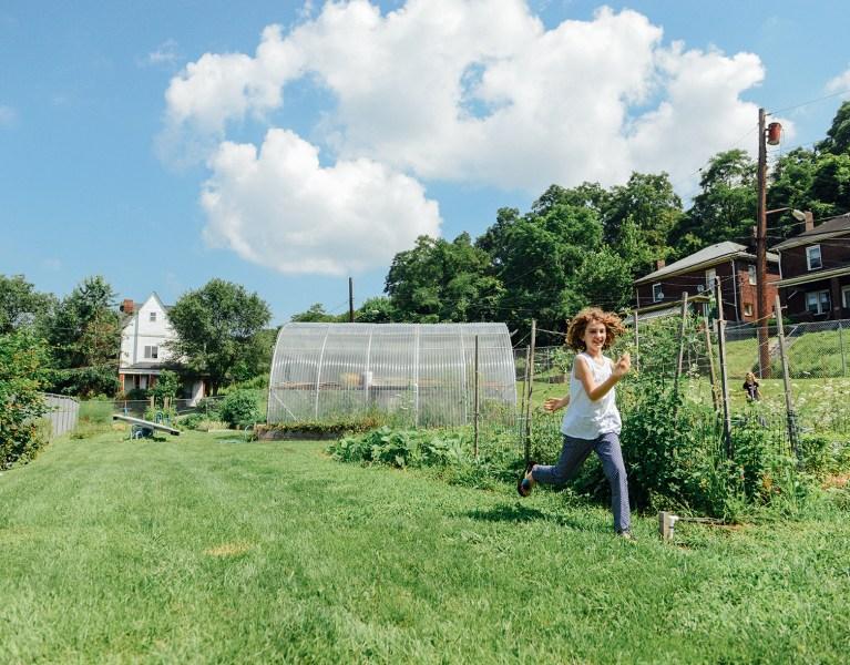 A Grain of Good: Hanna Mosca, YMCA Garden Program Director
