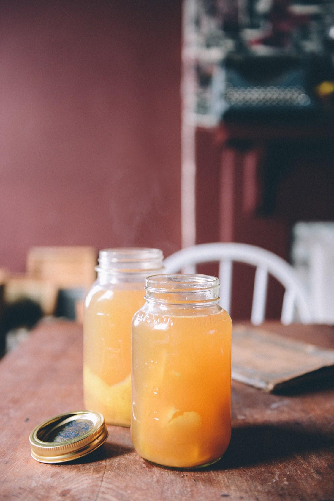 Lemon & Honey Barley Water // www.WithTheGrains.com