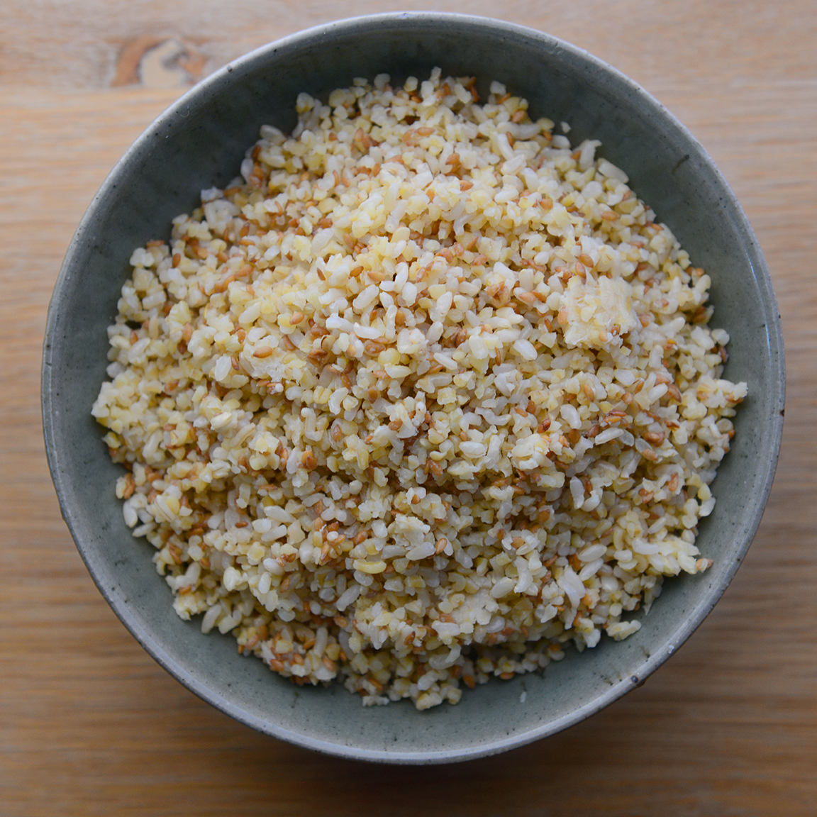 Building a Grain Bowl // www.WithTheGrains.com