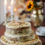 Sweet Potato Layer Cake with Sweet Potato Ricotta Frosting