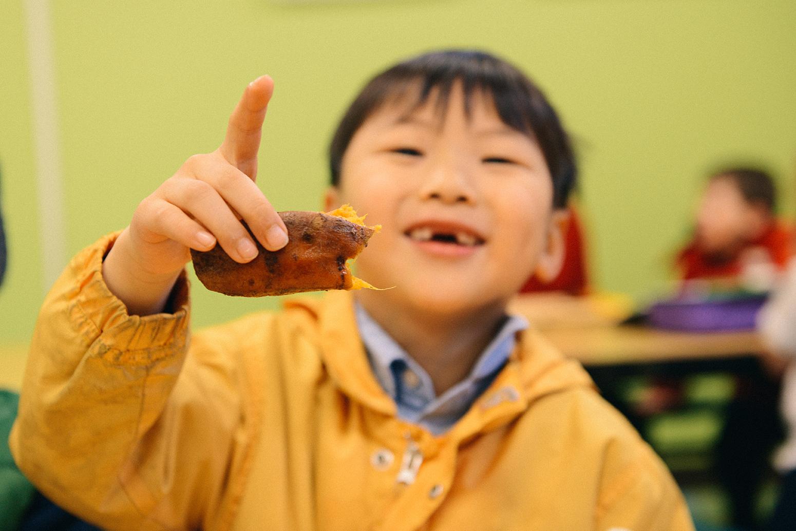 A Grain of Good: Kelsey & the Environmental Charter School