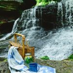 Summer Blueberry Salad Recipe for a Waterfall Picnic