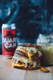 Sweet Potato Reuben by With The Grains 03