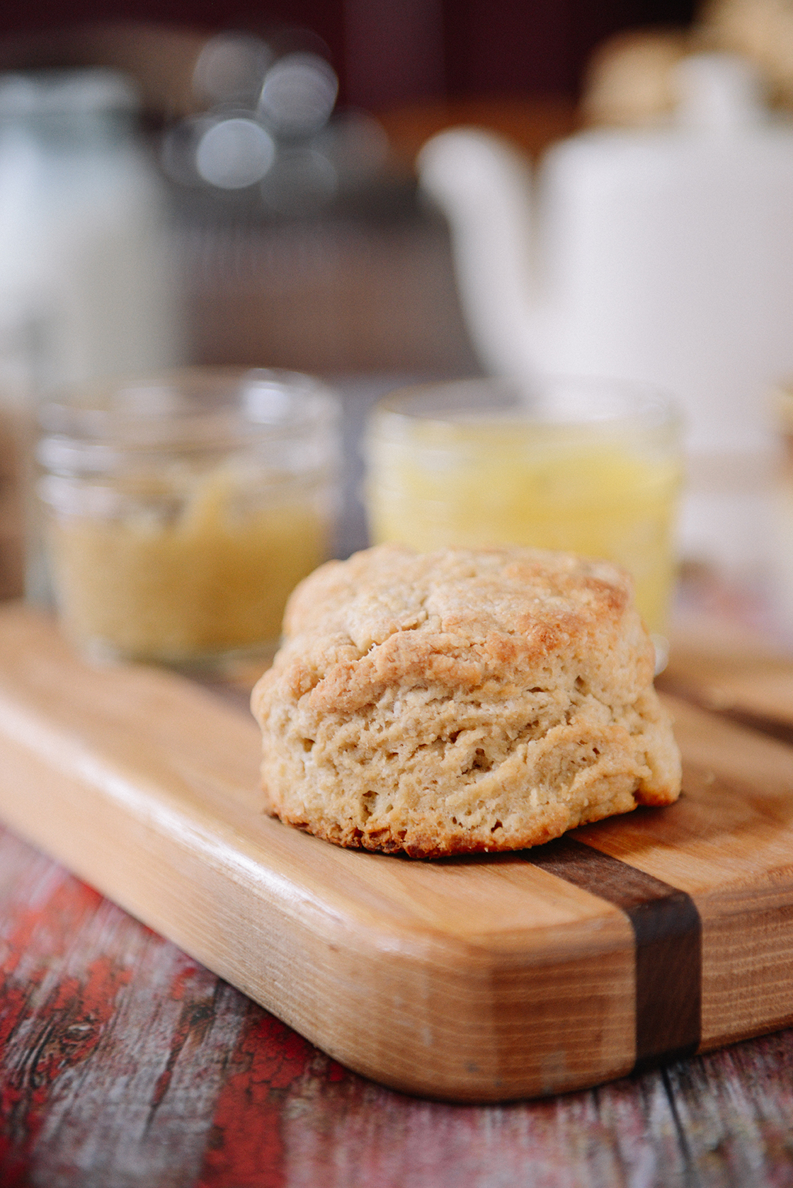 Whole Grain Biscuits & Biscuit Toppings // www.WithTheGrains.com