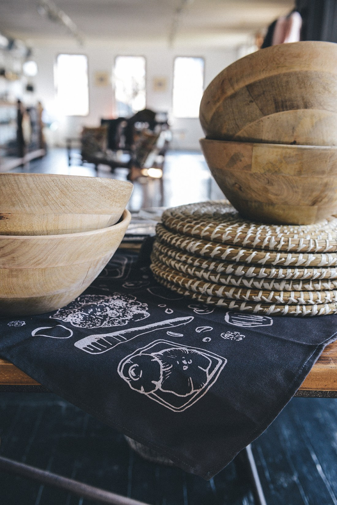 Gather, the Shop in Sewickley, PA // www.WithTheGrains.com