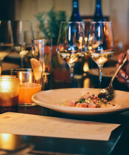 A Charcuterie Inspired Dinner at Morcilla with Chef Justin Severino // www.WithTheGrains.com