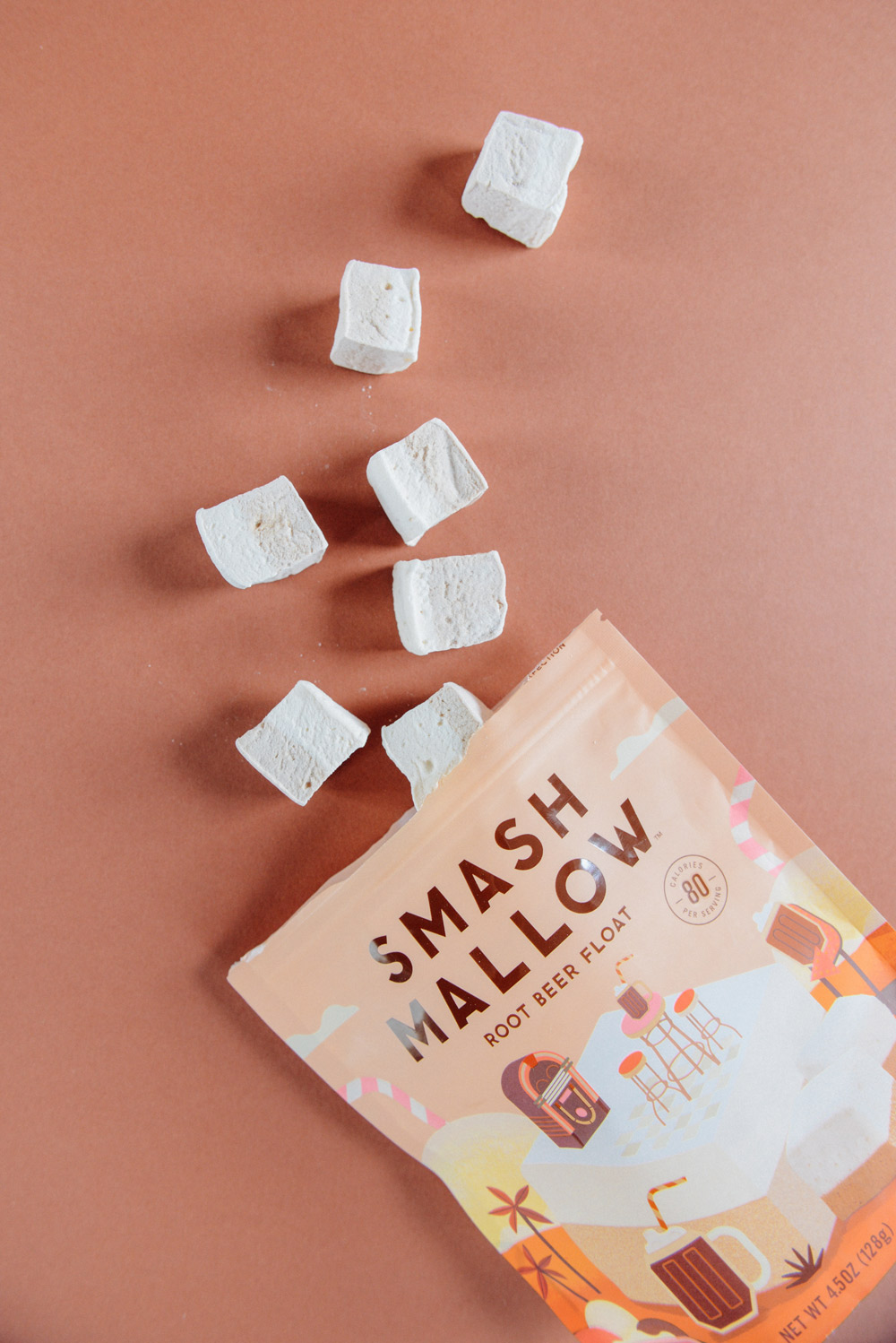 Toasted Marshmallow & Cake Combinations // www.WithTheGrains.com