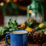 Peppermint Hot Chocolate (Vegan)
