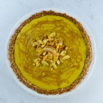 Turmeric Pie with a Gluten Free Crust