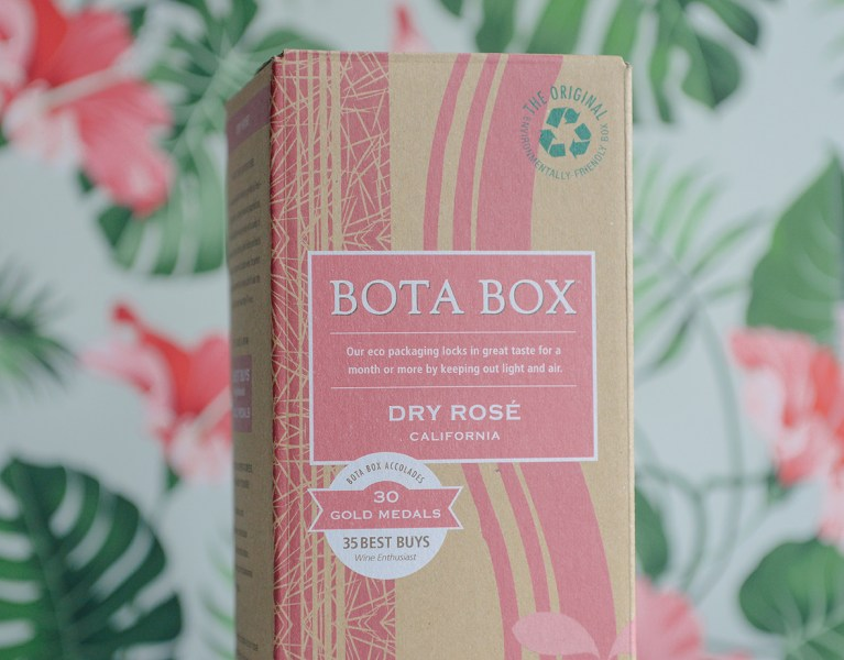 Cheers to the Weekend: Bota Box Rosé