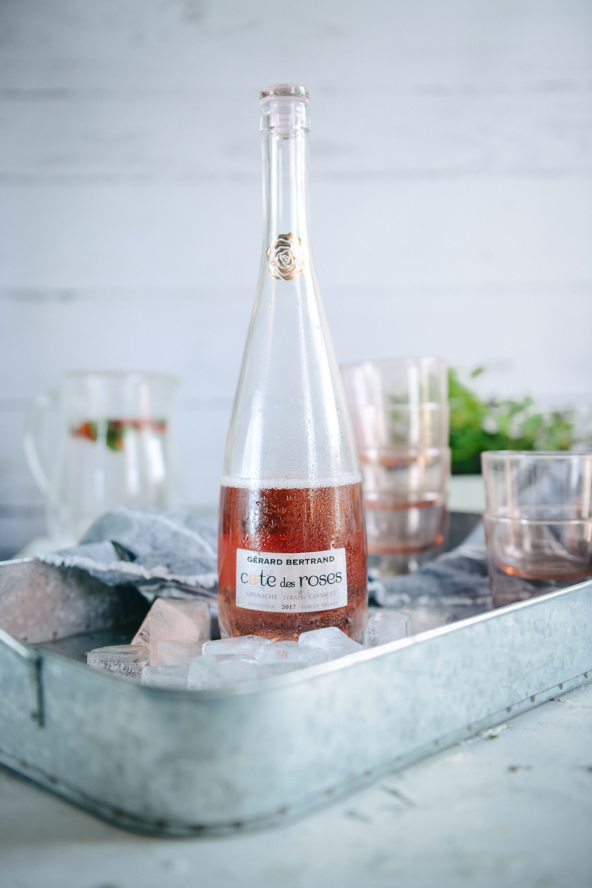 Cheers to the Weekend: Rosé by the Bottle & Box // www.WithTheGrains.com