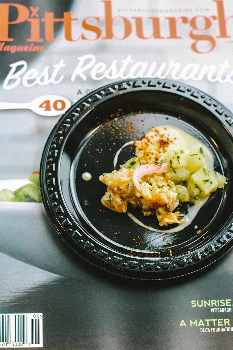 Where to Eat in Pittsburgh (ie: PGH Magazine's Best Restaurant Party)