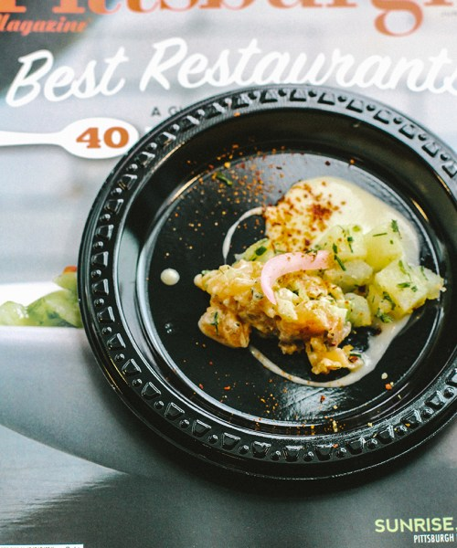 Pittsburgh Magazine's Best Restaurant Party // www.WithTheGrains.com