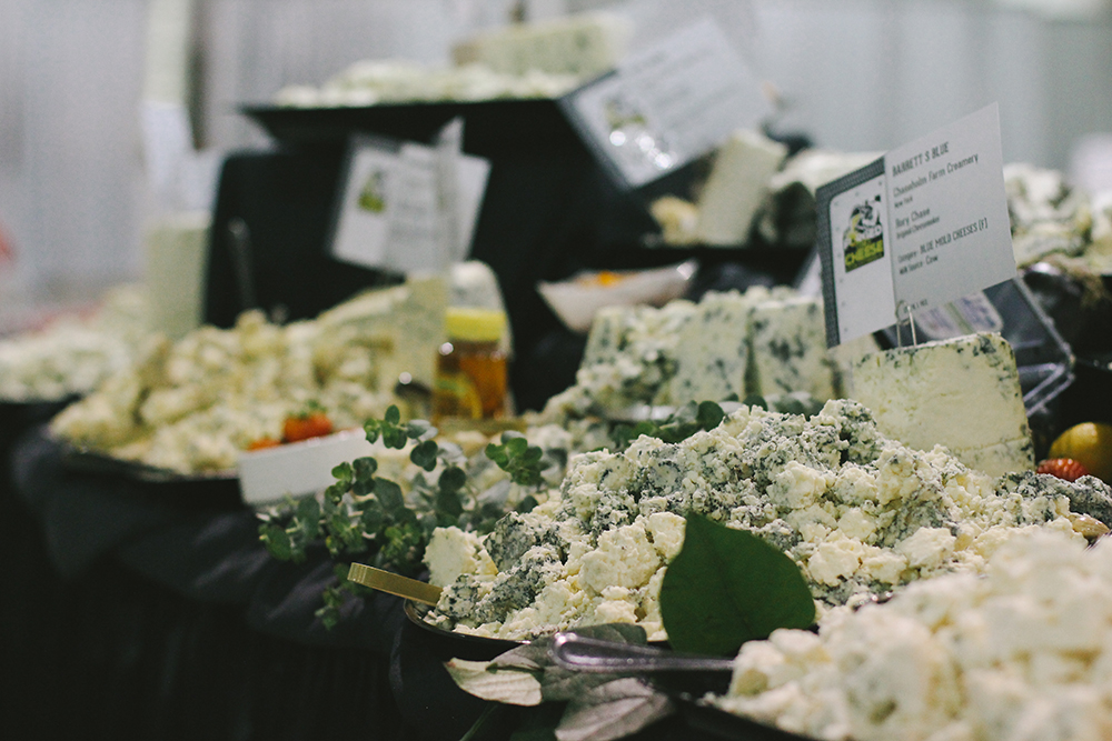 American Cheese Society's Festival of Cheese // www.WithTheGrains.com