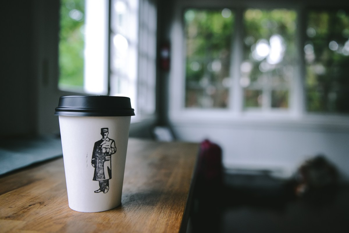 Passenger Coffee + A Cute Air BnB in Lancaster, Pennsylvania // www.WithTheGrains.com