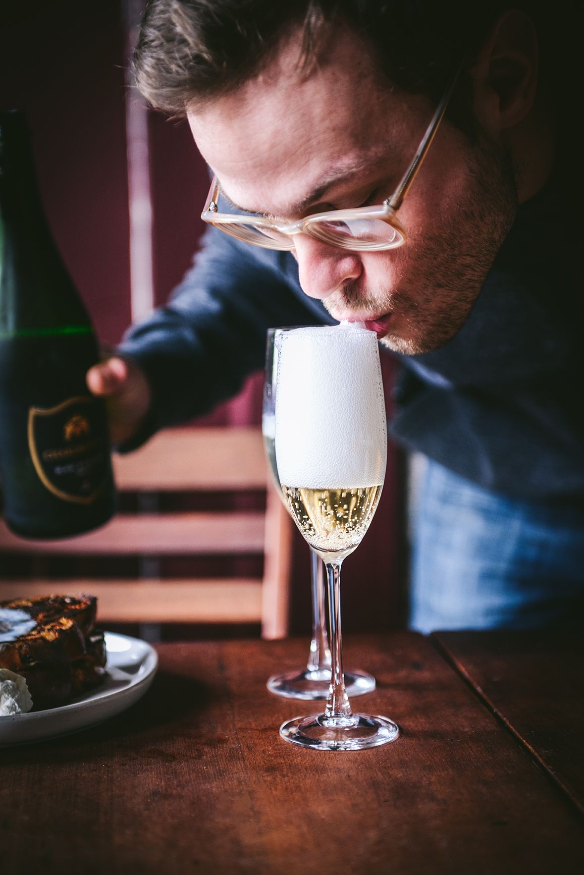 Champagne, Pork Chops & Presents: How We Christmas'd in 2018